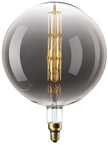 425920 Calex Manhattan led globe lamp 240volt 8watt e27