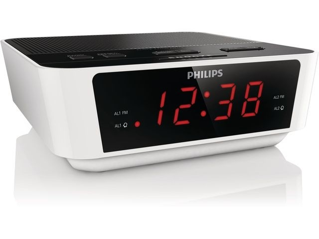 Philips AJ3115 Klokradio met Digital Tuner