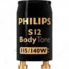 S12 Philips storter body tone 115-140watt