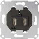 296101185 Kopp inbouw unit 2x USB