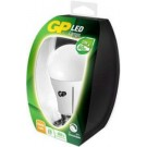 GP Lighting LED lamp E27 12Watt 810Lm kogel mat dimbaar