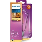 57539000 Philips led Edison E27 9Watt filament WarmGlow