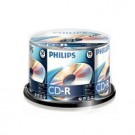 Philips CD-R 700MB 52xspeed spindle 50 stuks
