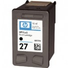 C8727AE HP inktcartridge nr.27 zwart