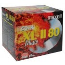 Maxell CD-R Audio 700MB 10pak Jewelcase