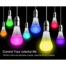 Mi-light rgb-cct led E27 GLS 9Watt RF 2.4G2
