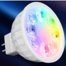 Mi-light rgb-cct led MR16 4Watt RF 2.4G