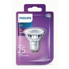 Philips led Spot GU10 230V 2,7W Blister