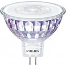 Philips master led MR16 VLE GU5,3 7=50Watt 36gr 2700K